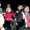 Stage Left's holiday production tackles serious topics with strong language — and puppets