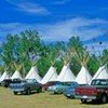 Does anyone in Montana actually live in a tipi? Another Dolezal claim explored