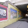 CITY HALL EYEBALL: Giving Spokane's city council an art attack