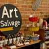 One year in, Art Salvage Spokane progresses with pop-up shop, more workshops