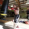 Boxer Jacob Szilasi