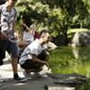 Students from Spokane's new Sister City Cagli Visit Spokane