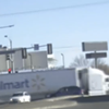 Some idiot took a Walmart truck on a high-speed chase and our local TV news knew how to handle it