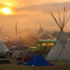 Trump revives Dakota pipeline, FBI director keeps his job, and morning headlines
