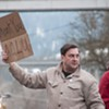30 photos from Sunday's Spokane protest of Trump's executive orders against refugees
