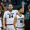 Zags stay undefeated, take down San Francisco 96-61