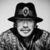 Legendary guitarist Carlos Santana brings his namesake band to Spokane