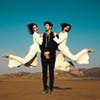 Indie-rock duo Kolars uses tap dancing, behind-the-curtain magic to wow audiences