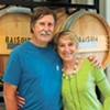 Two WSU professors and their science-minded son apply their skills to Spokane's new winery
