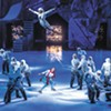 Cirque Du Soleil takes its high-flying new show to a whole new realm: an ice rink
