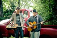 Rob Ickes and Trey Hensley.