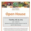 Urban farming open house tonight