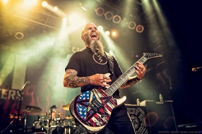 Anthrax's Scott Ian