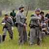 WANDERLUST: Civil War re-enactors in Riverside State Park
