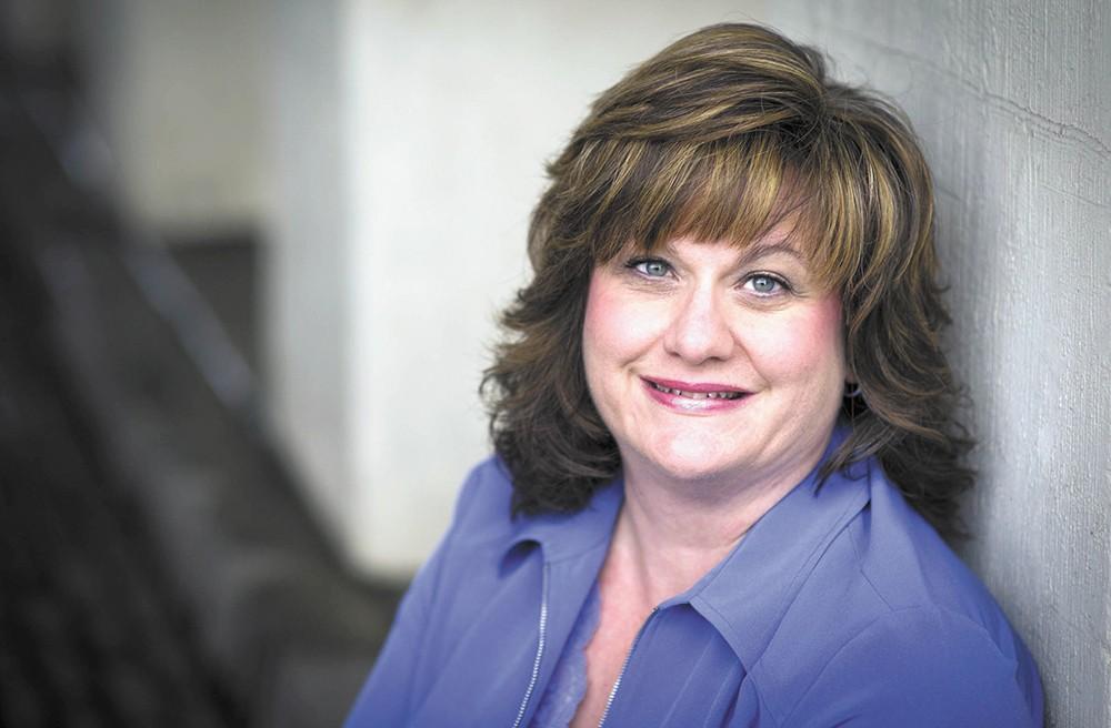 War Bonds author Cindy Hval.