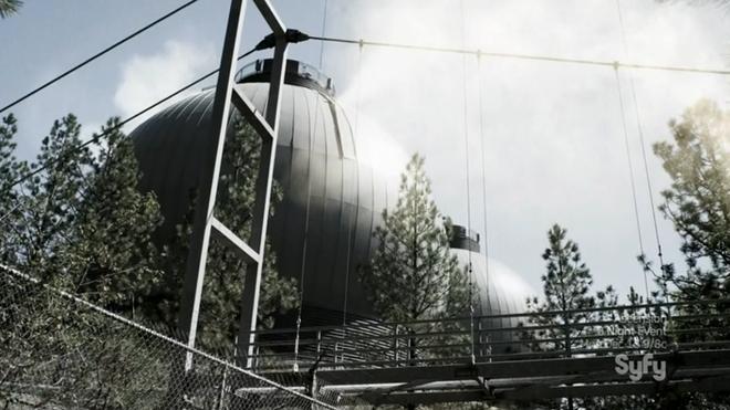 Water treatment plant goes radioactive. - SYFY