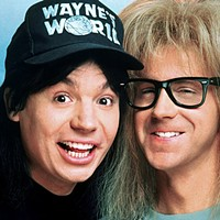"Wayne's World and beer Thursday! Plus: a lot of ""Bohemian Rhapsody"""