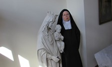 What it's like to interview nuns in a cloistered monastery