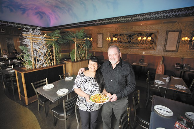 What started as one location for Tom and Matavee Burgess has grown to four across the Inland Northwest.| - YOUNG KWAK