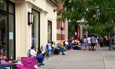 Why people camping out for the new iPhone won't be cited under the sit-lie law