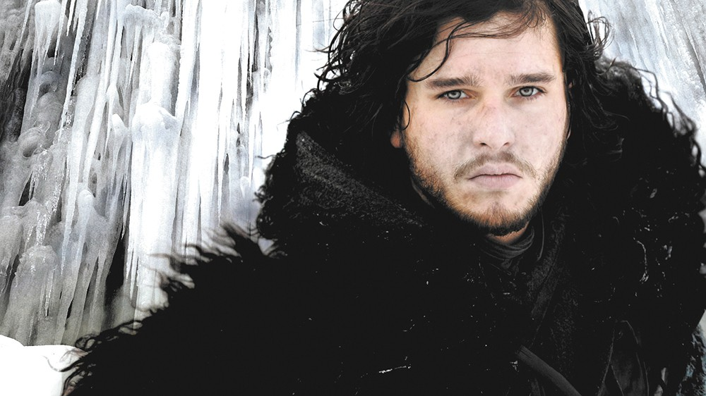 Winter is always coming.