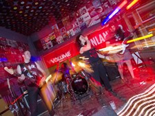 Witch Mountain performs at Carr\'s Corner. - JENNIFER DEBARROS