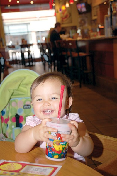 With a little research, you can turn a trip to a restaurant like Red Robin into a happy experience for both kids and parents. - TAMMY MARSHALL