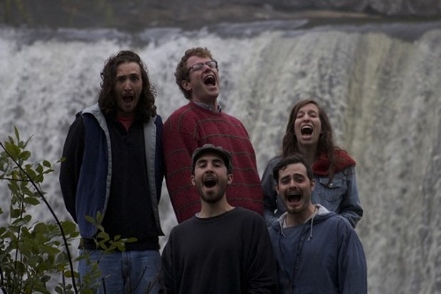 Alpenglow will perform on the Marketplace on July 10. - COURTESY OF ALPENGLOW