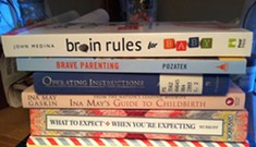 Bump on a Blog: Insomnia Reading List