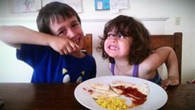 Cal and Sadie Simon