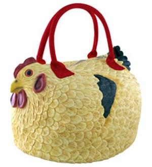 Chicken Purse