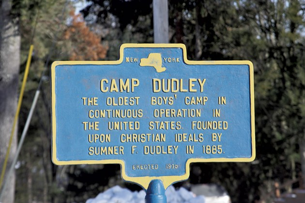 COURTESY OF CAMP DUDLEY