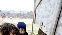 Free-Range Toddlers: A Farm-Based Childcare Program Counters the Overprotective Parenting Trend