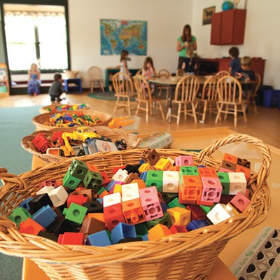 Habitat: Super-Cool Preschool