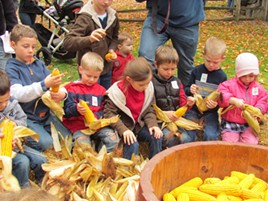 Harvest Weekend at Billings Farm & Musem