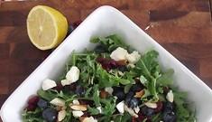 Home Cookin': Kale Salad