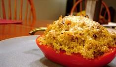 Home Cookin': Quinoa-Stuffed Peppers