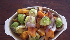 Home Cookin': Roasted Veggies