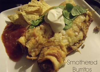 Home Cookin': Smothered Burritos