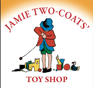 Jamie Two Coats Toy Shop