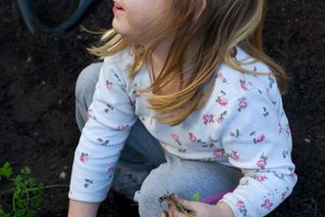 Keeping Kids Safe in the Garden and the Yard