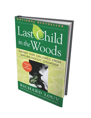 Last Child in the Woods by Richard Luov