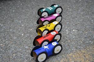 Mini Race Cars