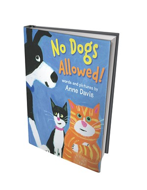 No Dogs Allowed, Harper Collins