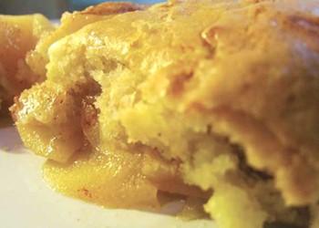 No-Fuss Crust: Swedish Apple Pie