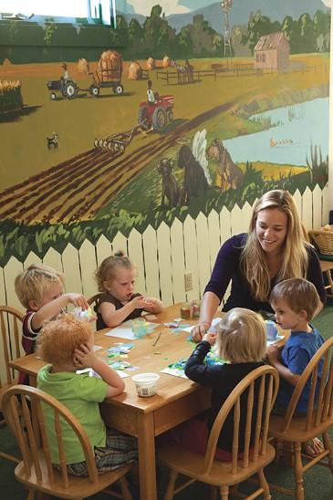 Habitat: Super-Cool Preschool