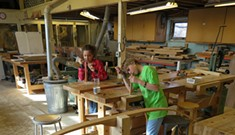 Bow and Arrow Making