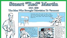 "Stuart ""Red"" Martin (1913-2005)"