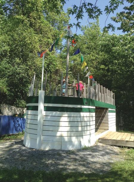The Merritime Playground