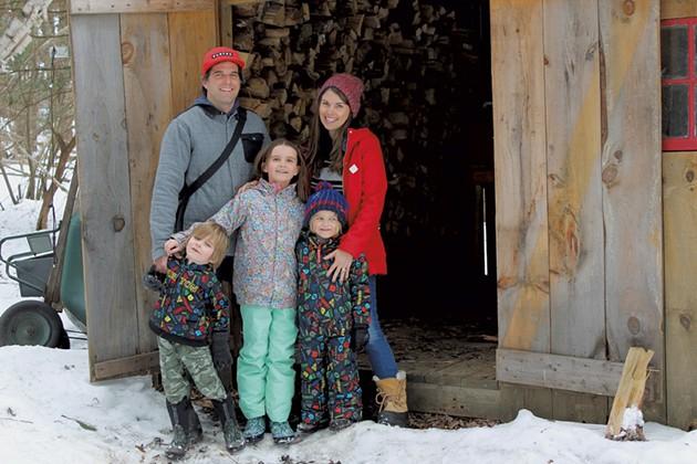 The Young Family - TRISTAN VON DUNTZ